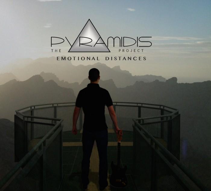The PYRAMIDIS Project - Emotional Distances (Album Cover)